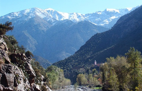 Three High Atlas Valleys Day Trip