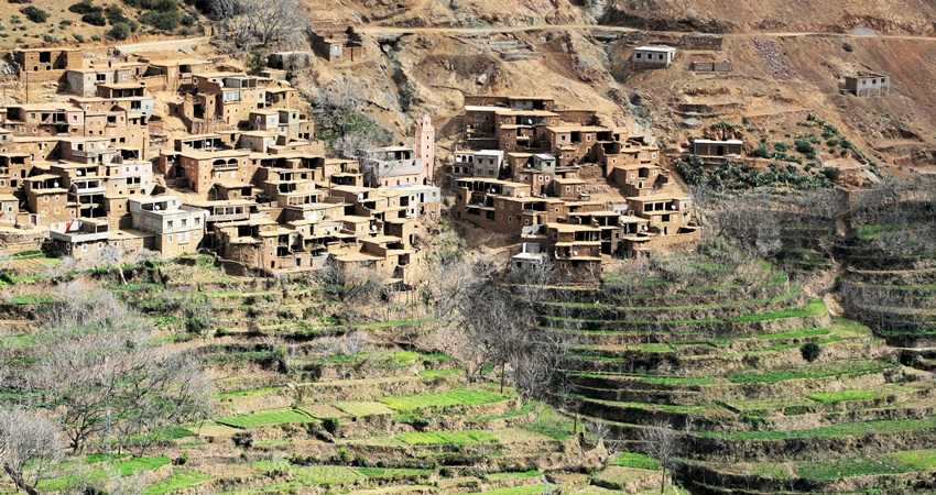 Berber Villages Trek