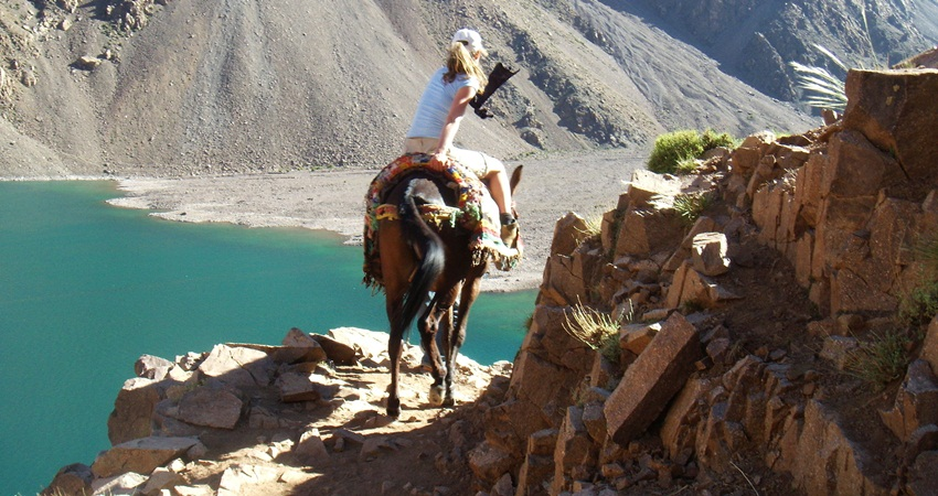 Ifni Lake Trek & Mountain Toubkal