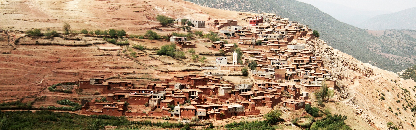 Morocco <span>High Atlas</span> Berber Villages